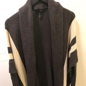 Aqua Sweater Size Small